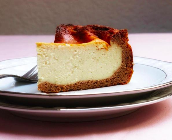 Was ist der unterschied zwischen kasekuchen und cheesecake