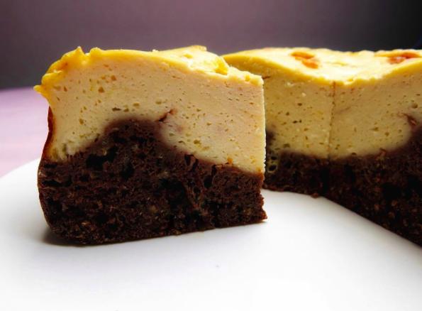 Schoko Erdnuss Kuchen Tabitha Maria Scheuer