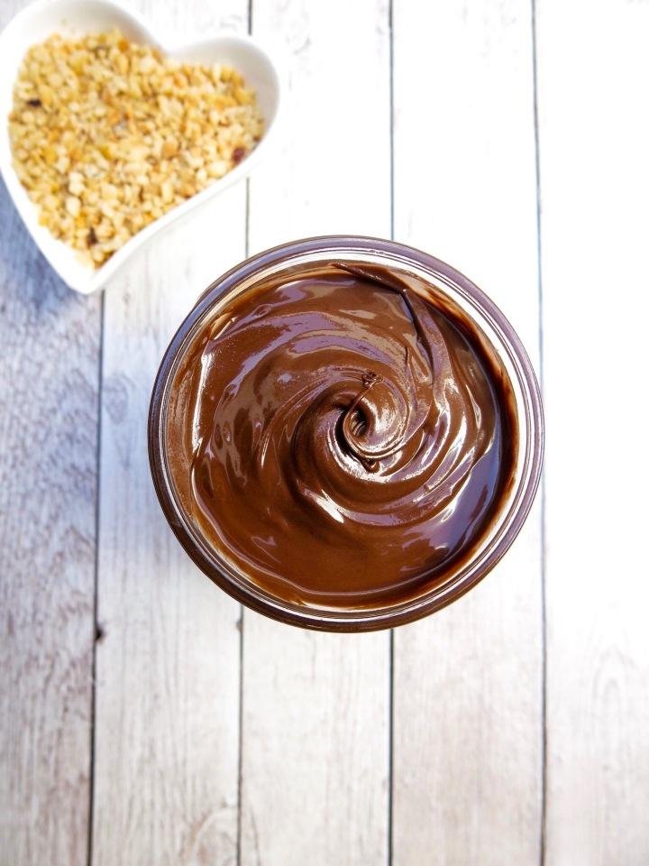 Nutella Swirl