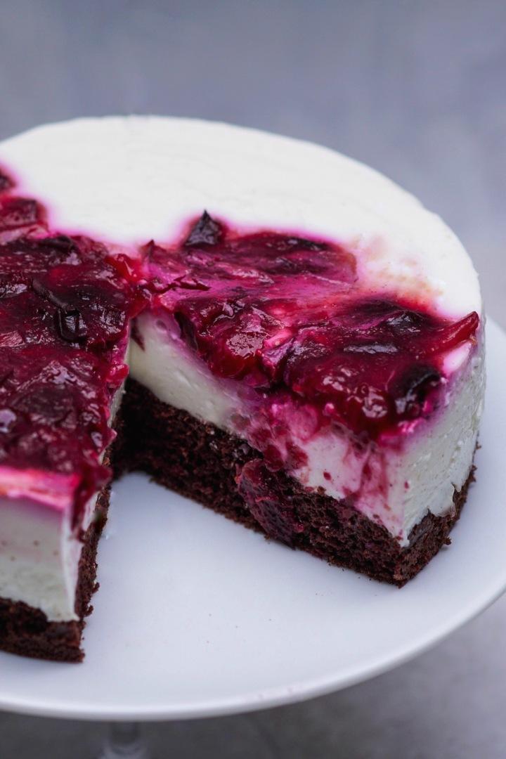 Kuchen Nahaufnahme