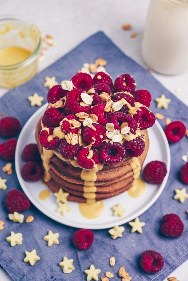 Brownie Pancakes