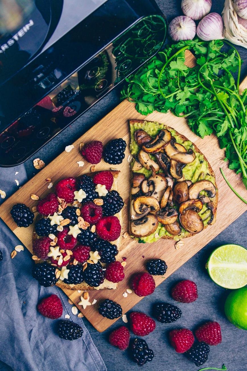 süßes und herzhaftes Brot mit Klarstein