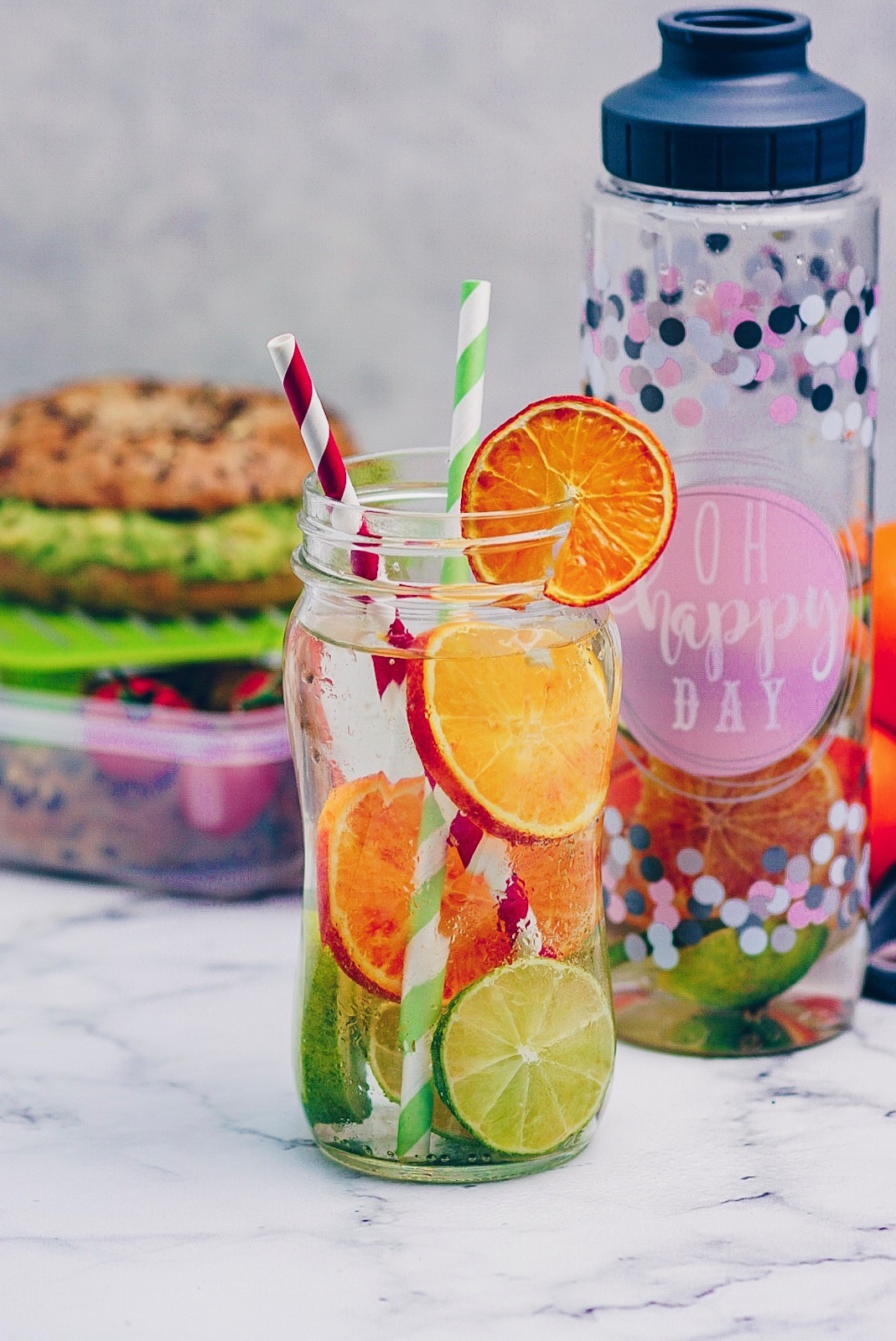 infused water EMSA