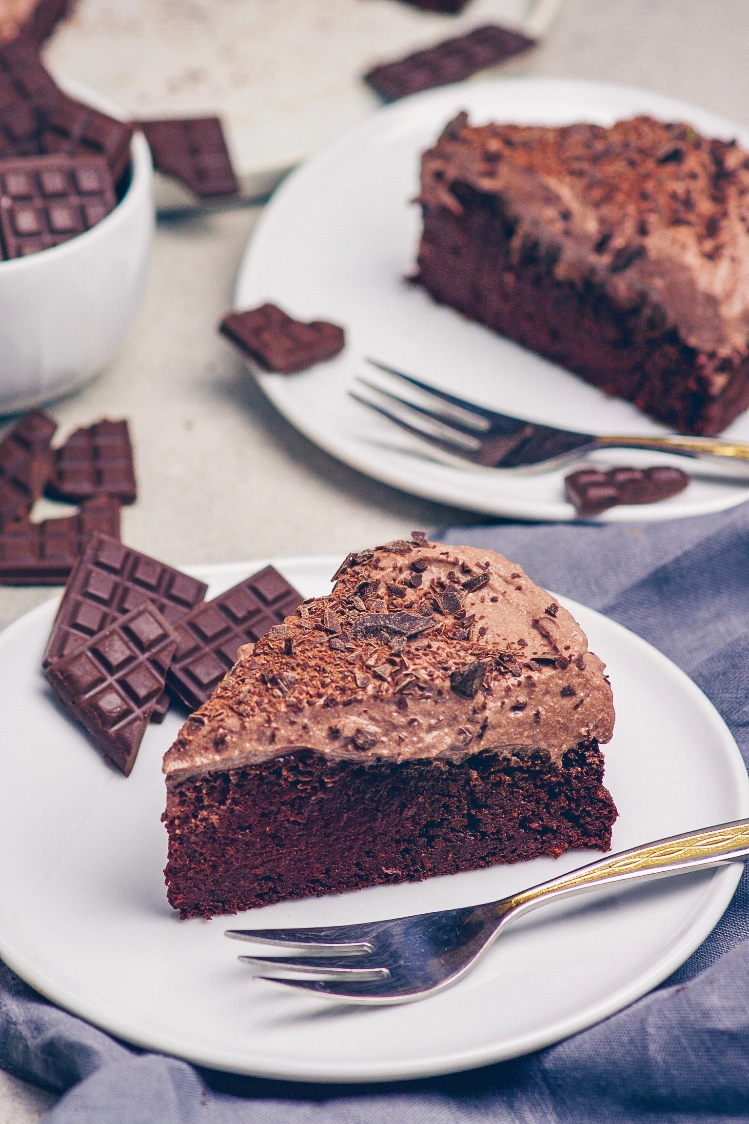 beet root chocolate cake