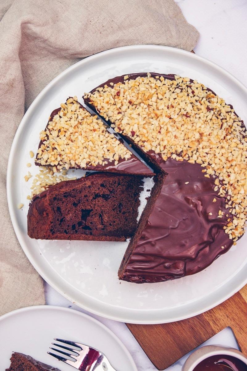 Rocher Kuchen