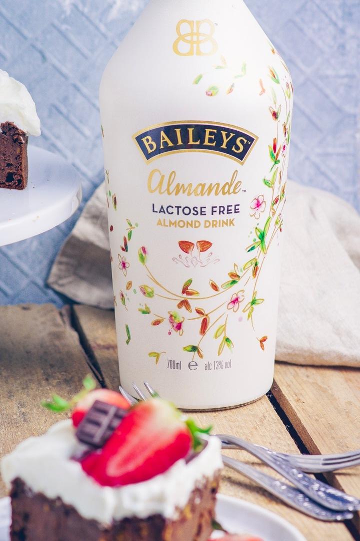 Baileys Kuchen Flasche