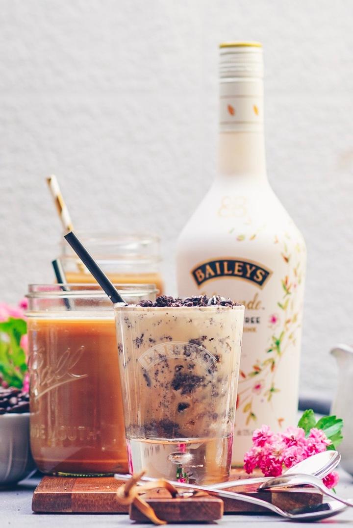 Oreo Eiskaffee Baileys