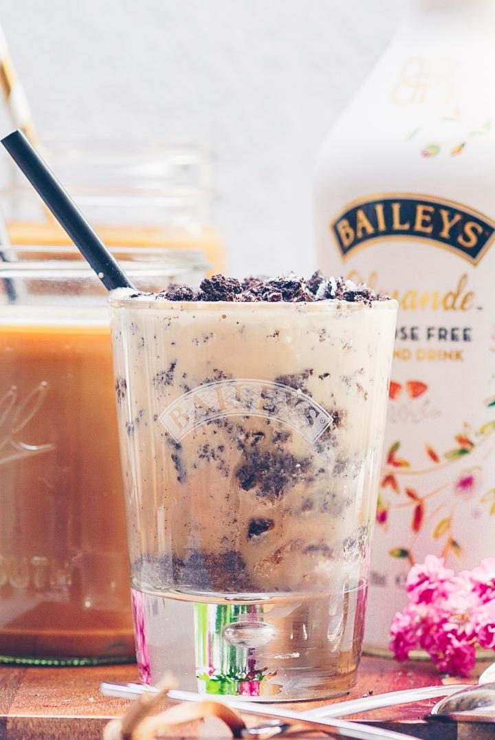 Oreo Eiskaffee