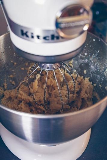 KitchenAid im Einsatz