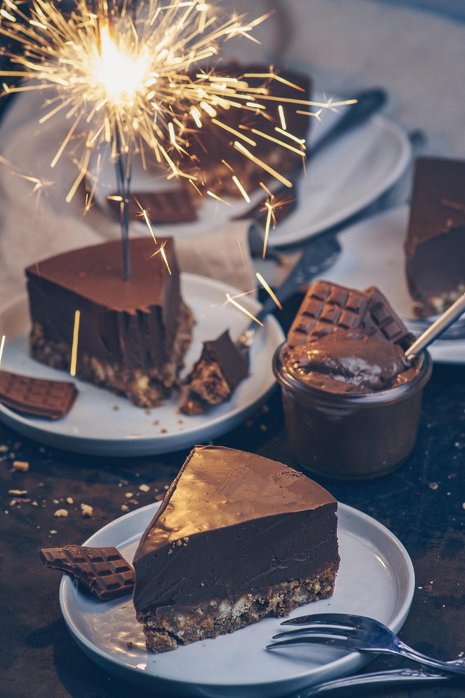 Zimtkeks-Nougat Kuchen 2